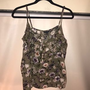 brand new American Eagle floral tank